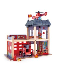 (HP3023) Hape, City Fire Station