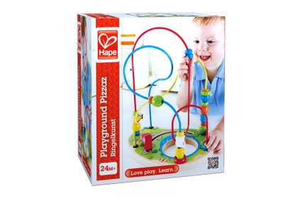 (HP1811) Hape, Playground Pizzaz