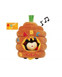 (KA10323) K's Kids, Musical Pull Bee Hive
