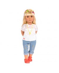 "(BD33043-33044GTZ) Our Generation, 6"" Doll Assortment - Mini Rowan"