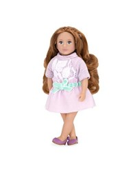 "(BD33043-33044GTZ) Our Generation, 6"" Doll Assortment - Mini Liana"
