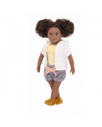 "(BD33043-33044GTZ) Our Generation, 6"" Doll Assortment - Mini Dedra"