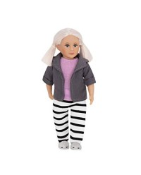 "(BD33043-33044GTZ) Our Generation, 6"" Doll Assortment - Mini Jesse"