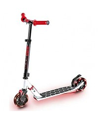 (YV100797) Yvolution, Neon Flash Scooter - Red