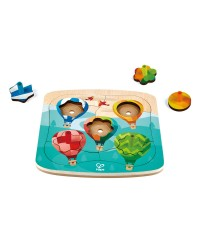 (HP1623) Hape, Spinning Balloons Puzzle