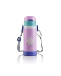 (D2636-15) Relax, 18.8 Stainless Steel Thermal Flask 0.36L - Pink