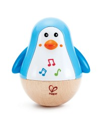 (HP0331) Hape, Enguin Musical Wobbler