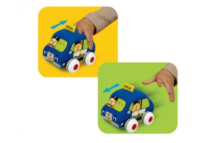 (KA10788-SET) K's Kids, Pull Back Autos