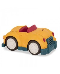 (VE1010Z) Wonder Wheels, Roadster - Orange