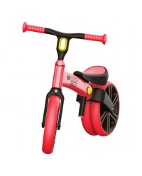 (YV101047) Yvolution, YVelo Junior Balance Bike - Red