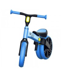 (YV101049) Yvolution, YVelo Junior Balance Bike - Blue