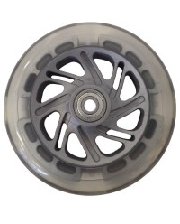 (GL521-000) Globber, Lightning Front Wheel Set - 80mm
