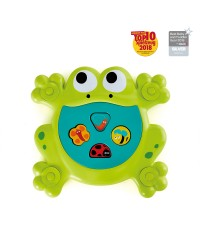 (HP0209) Hape, Feed Me Bath Frog