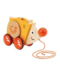 (HP0350) Hape, Walk Along Hedgehog