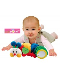 (KA10494) K's Kids, Inchworm with Teether