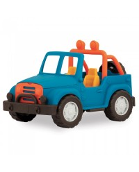 (VE1021Z) Wonder Wheels, 4x4 Blue