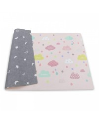 (BCP@HC-1850x1250x12mm) Baby Care, PVC Playmat - Happy Cloud