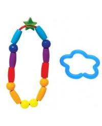 (Y1475) The First Years, Soft Teething Beads