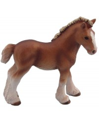 (SC13671) Schleich, Clydesdale Foal