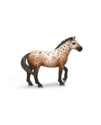 (SC13689) Schleich, Knabstrupper Stallion