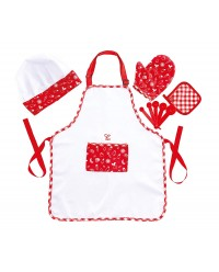 (HP3162) Hape, Chef Pack
