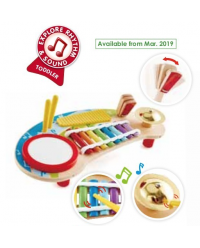 (HP0612) Hape, Mighty Mini Band