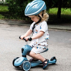 (SR96270) Scoot N Ride, Highwaykick 1 - Rose