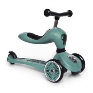 (SR96269) Scoot N Ride, Highwaykick 1 - Forest