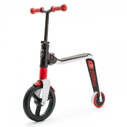 (SR96174) Scoot N Ride, Highwayfreak - Red