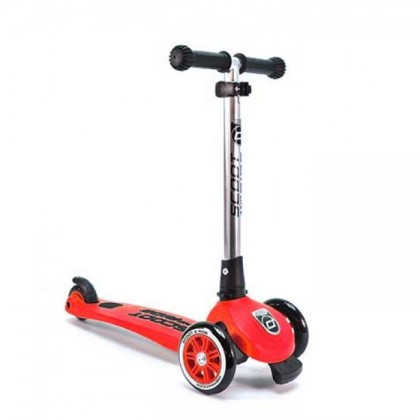 (SR96209) Scoot N Ride, Highwaykick 3 - Red