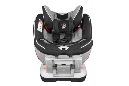 (CS-EST528Graphite) Cozy N Safe, Arthur Car Seat - Graphite