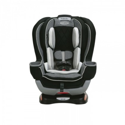 (GR8AQ20CEI) Graco, Extend2Fit Platinum Car Seat - Carlen