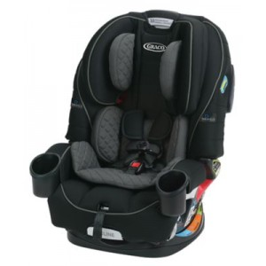 (GR8AH200ION3) Graco, 4ever Quick Remove Featuring Trueshield Car Seat - Ion