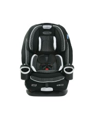 (GR8AH400ZAG3) Graco, 4Ever DLX All-In-One Convertible Car Seat - ZAGG