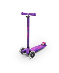 (MMD066)Micro, Maxi Micro Deluxe Scooter ~ Purple LED