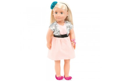 (BD31052Z) Our Generation, Jewellery Doll, Anya