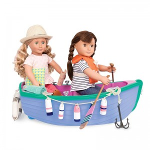 (BD37315Z) Our Generation, Large Row Boat Set