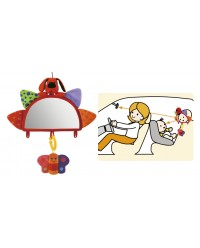 (KA10569) K's Kids, Baby Rear View Mirror