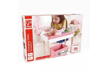 (HP3602) Hape, Changing Table