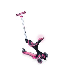 (GL463-110) Globber, Evo Comfort Play 3in1 Scooter - DeepPink