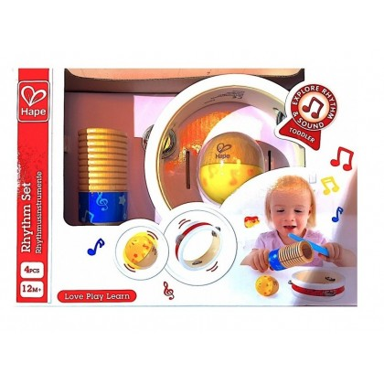 (HP8256) Hape, Rhythm Set