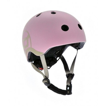 (SR96323) Scoot N Ride, Helmet - Rose
