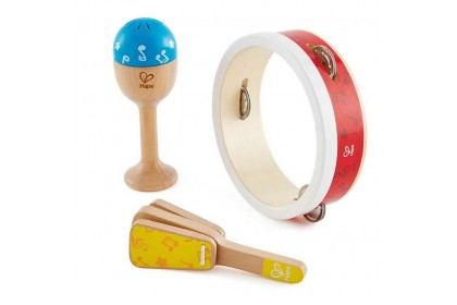 (HP0615) Hape, Junior Percussion Set