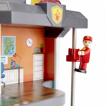 (HP3736) Hape, Emergency Services HQ