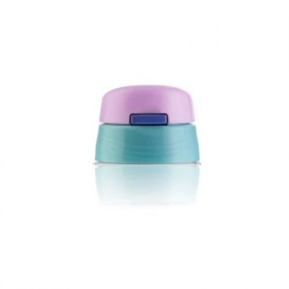 (D2600-15) Relax, Thermal Flask Lid - Pink