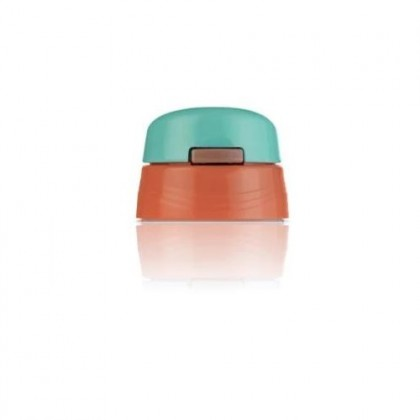 (D2600-03) Relax, Thermal Flask Lid - Green