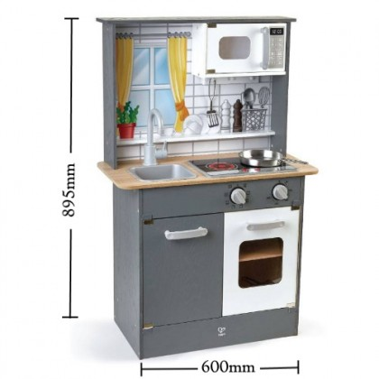 (HP3166) Hape, Kitchen With Lights & Sounds