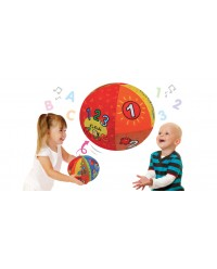 (KA10621) K's Kids, 2 in 1 Talking Ball