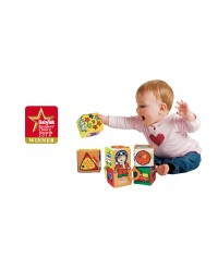 (KA10622) K's Kids, Baby Blocks