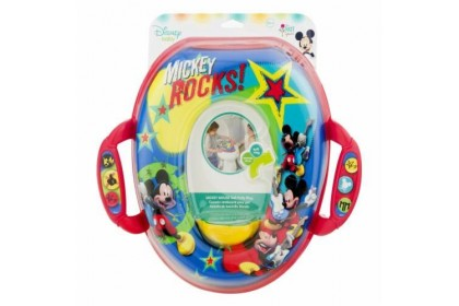 (Y10314) The First Years, Mickey Mouse Soft Potty Ring